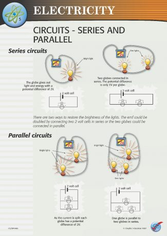 Circuits - Series and Parallel