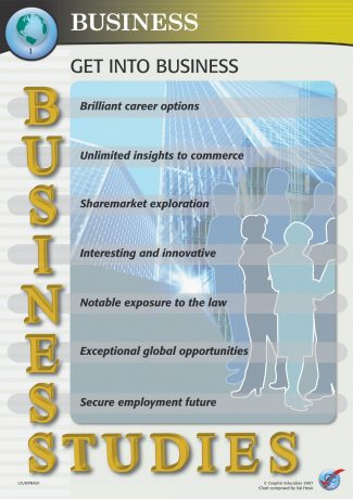 Get Into Business - Business (1/3)