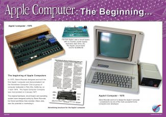 Development of Computers: Apple Computer Beginning
