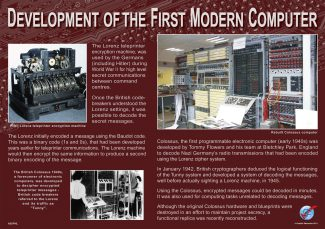 Development of Computers: The First Modern Computer